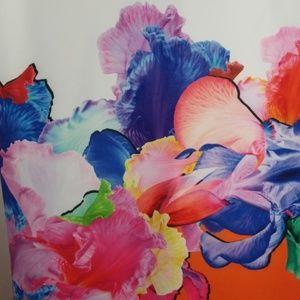 Joseph Ribkoff Dresses - Joseph Ribkoff Tropical Floral Dress Size 20